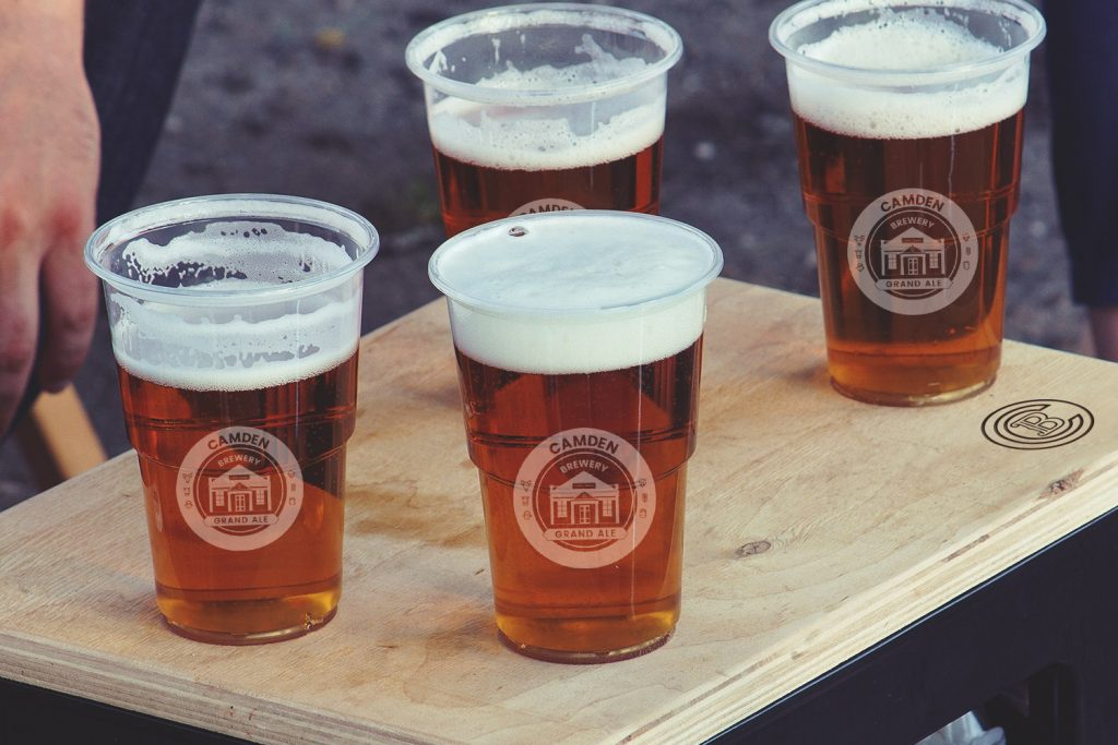 Camden Brewery Branding