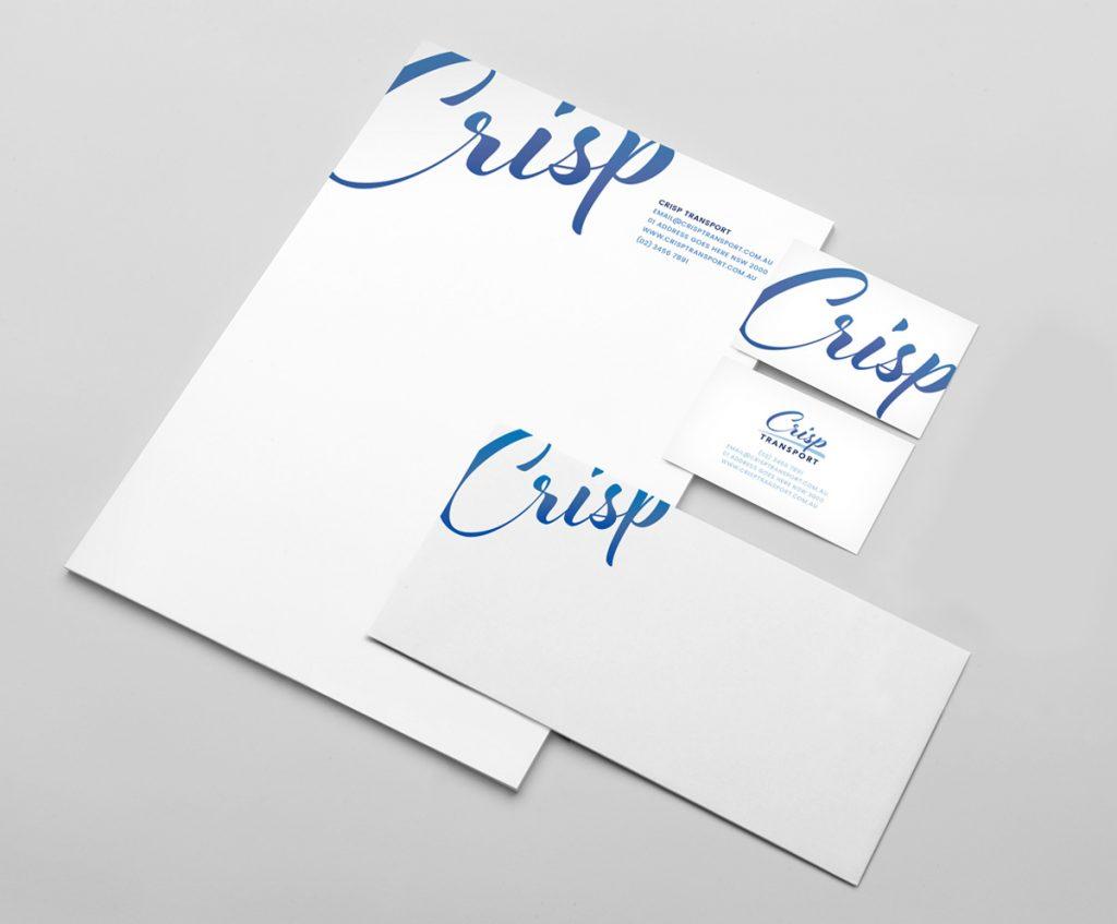 Crisp Transport Corporate ID