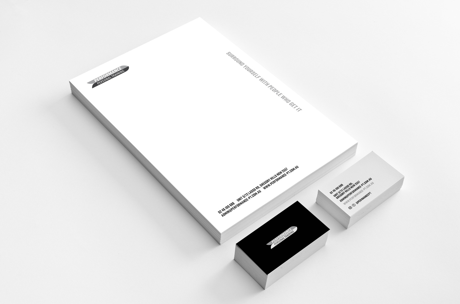 PPT Branded Stationery by Your One and Only