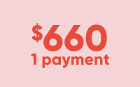 Upfront payment