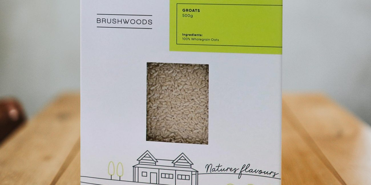 Brushwoods Packaging Design by Your One and Only