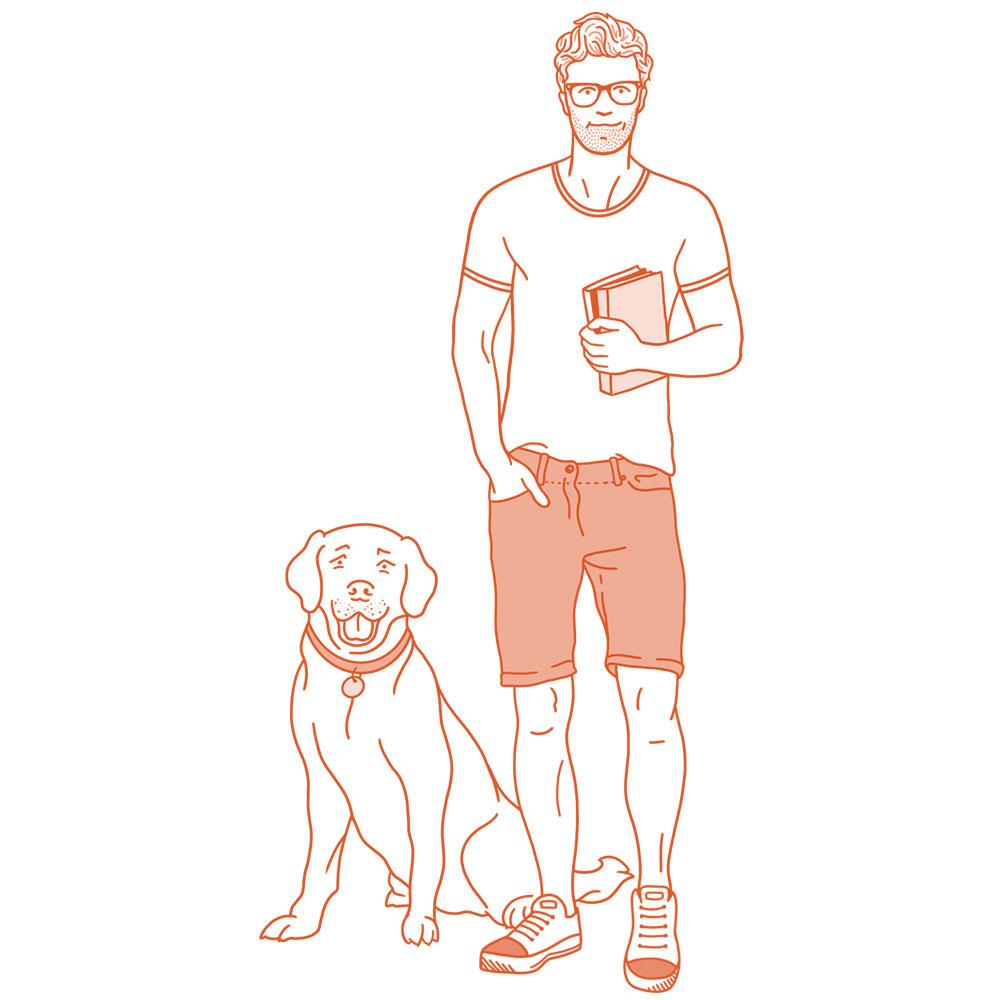 DHC Coffee Illustrations